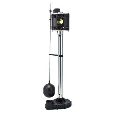 1/2 HP Cast Iron Pedestal Sump Pump