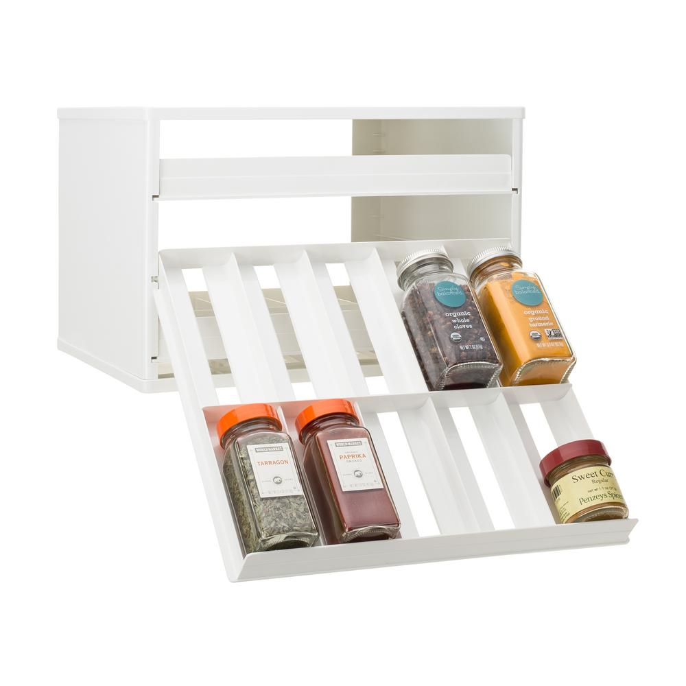 Chef's Edition SpiceStack 30-Bottle Spice Organizer