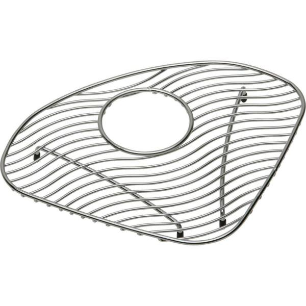 Lustertone Kitchen Sink Bottom Grid - Fits Bowl Size 11.5 in. x 11.5 in.