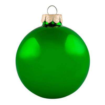 Green - Christmas Tree Decorations & Accessories - Christmas Decorations - The Home Depot