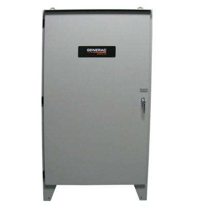 277/480-Volt 600-Amp Indoor and Outdoor Automatic Transfer Switch