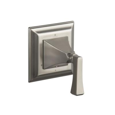 Memoirs 1-Handle Transfer Valve Trim Kit in Vibrant Brushed Nickel (Valve Not Included)