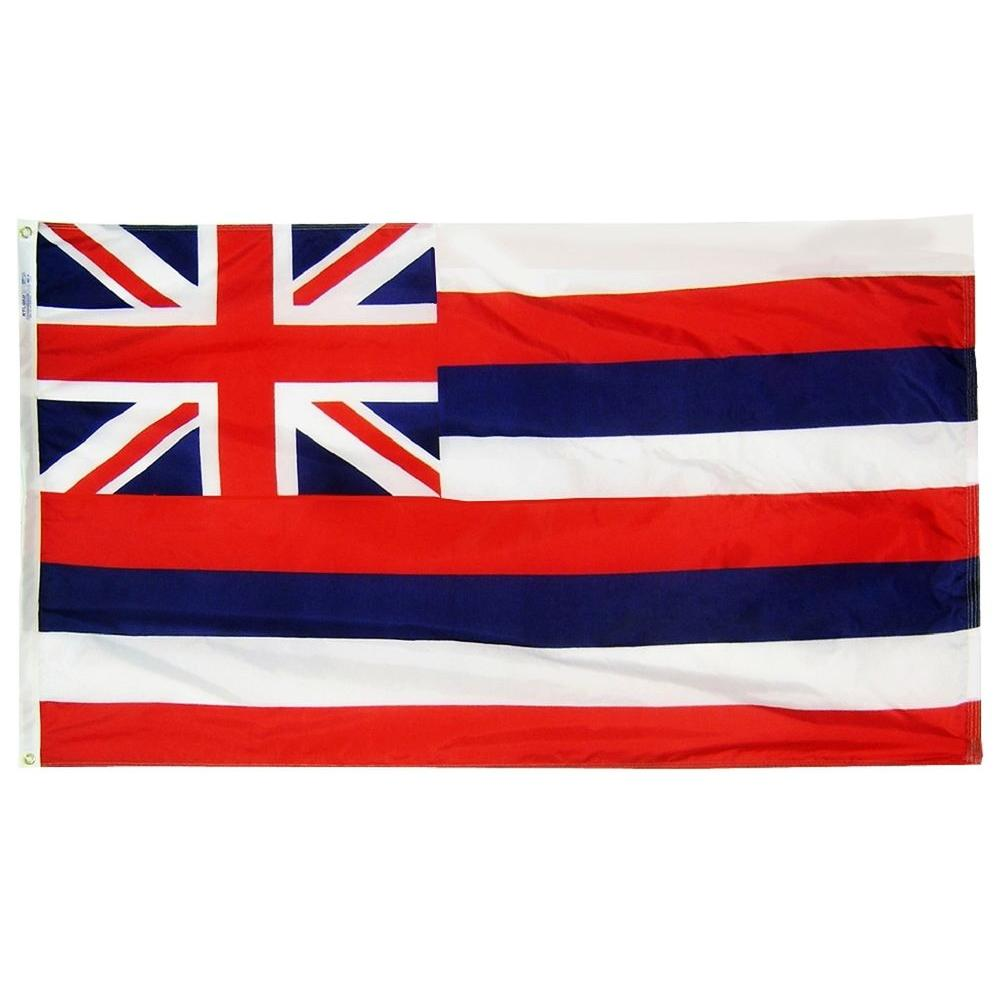 3 ft. x 5 ft. Hawaii State Flag