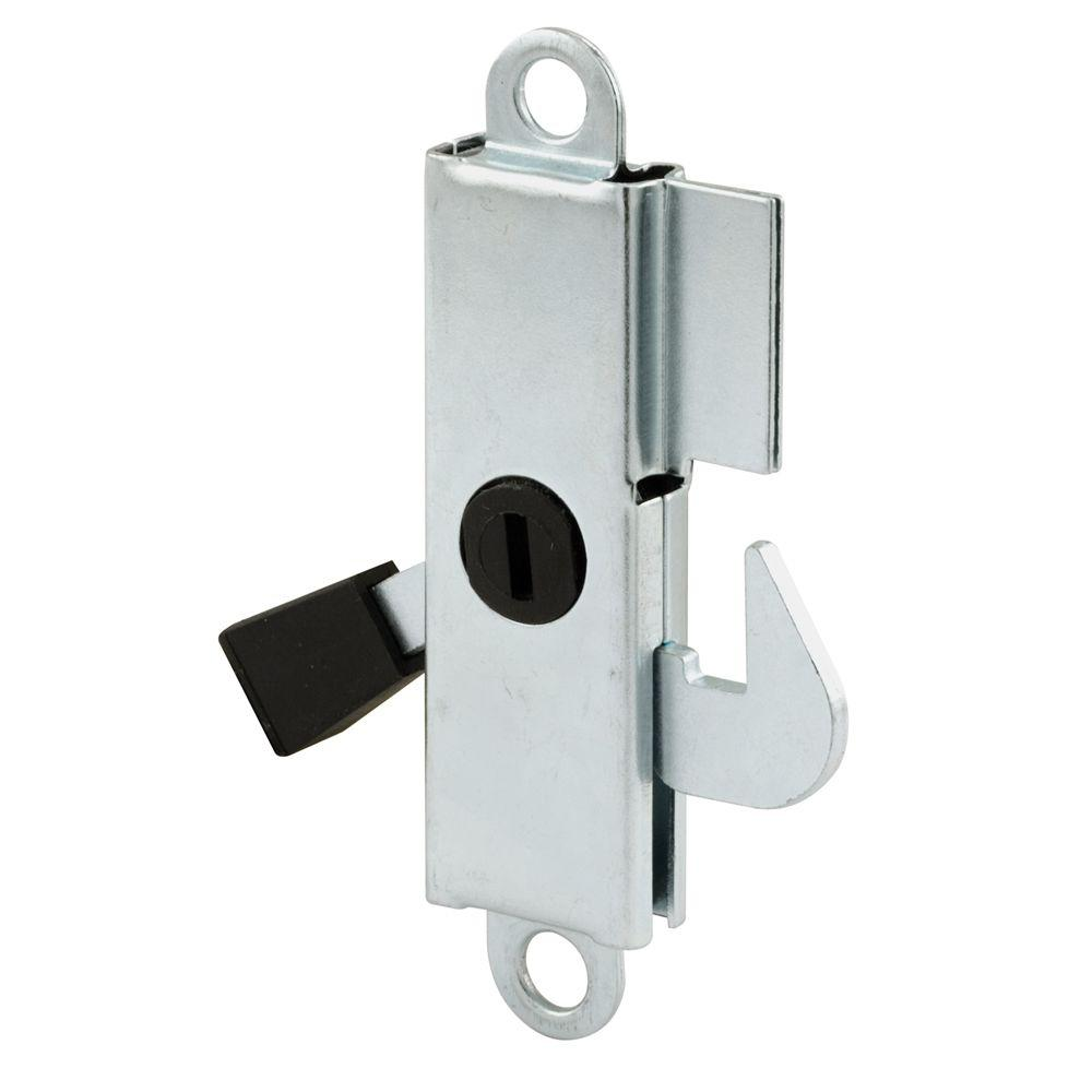 Beautiful Prime Line Sliding Door Internal Lock, Aluminum With Teel Hook And Lever