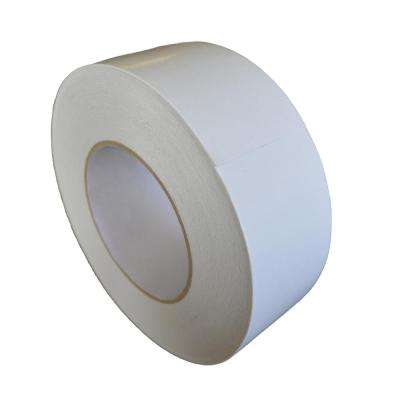 Indoor/Outdoor 2 in. x 90 ft. Double-Sided Carpet Tape Roll