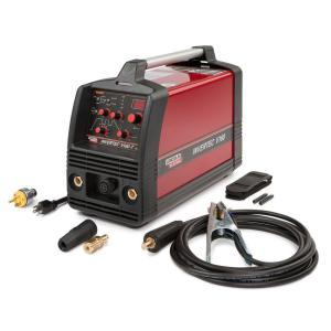 Lincoln Electric 160 Amp Invertec V160-T TIG Welder, Single Phase, 115V/230V by Loln Electric