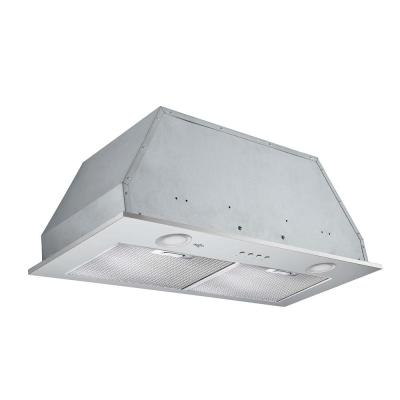 Inserta Elite 28 in. Insert Range Hood with LED in Stainless Steel