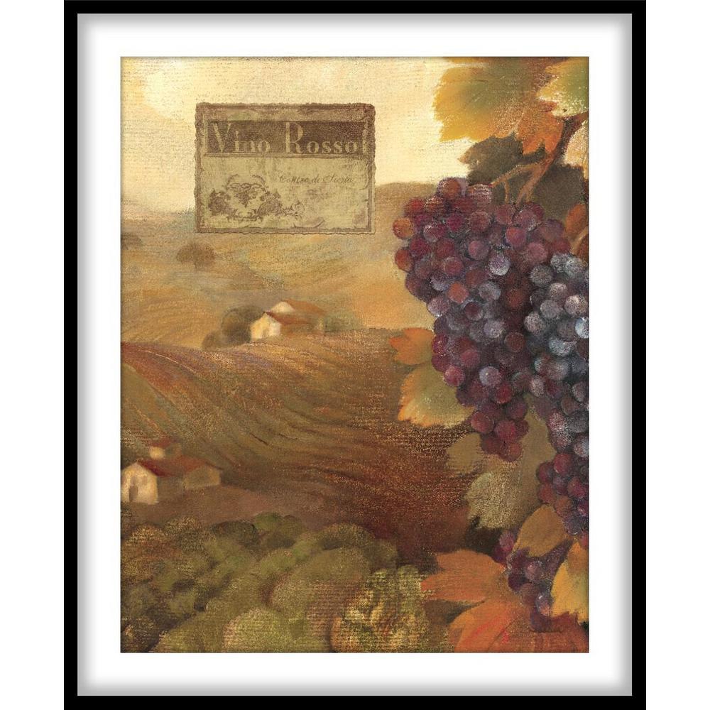 Vintage Wine IIFramed Wall Art