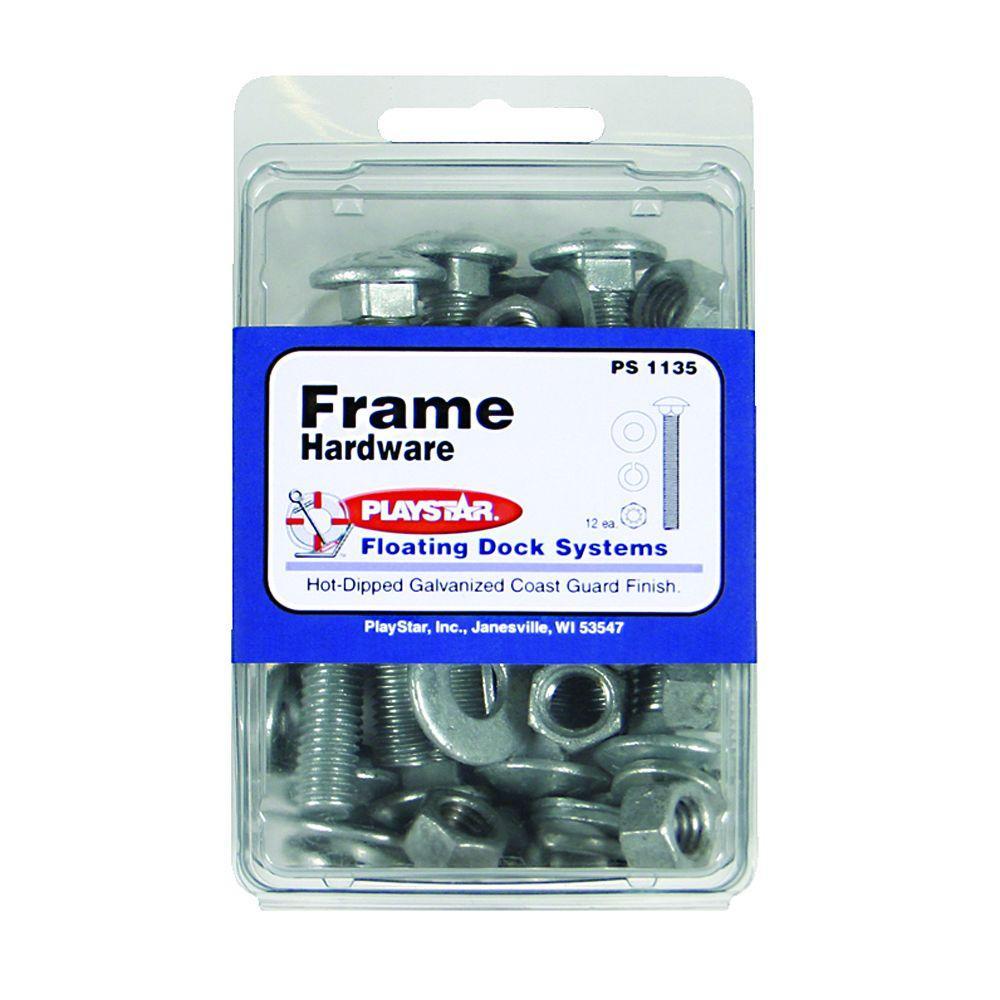 Dock Frame Hardware