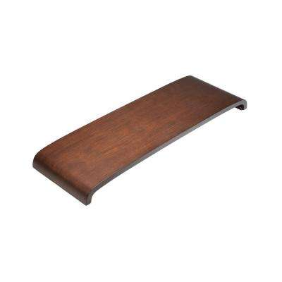 Parity Wood Bath Seat in Light Antique Walnut