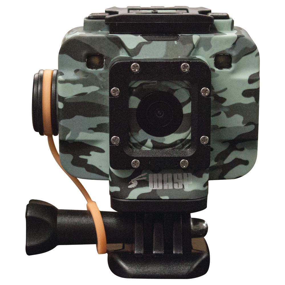 Waterproof CAMO Action Sports Camera