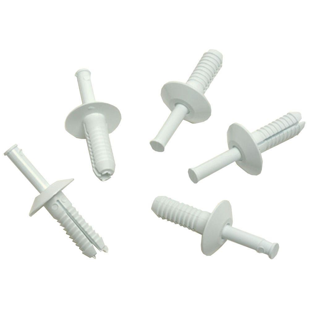 3/4 In. Nylon Rivets (25-Pack)-9525WA