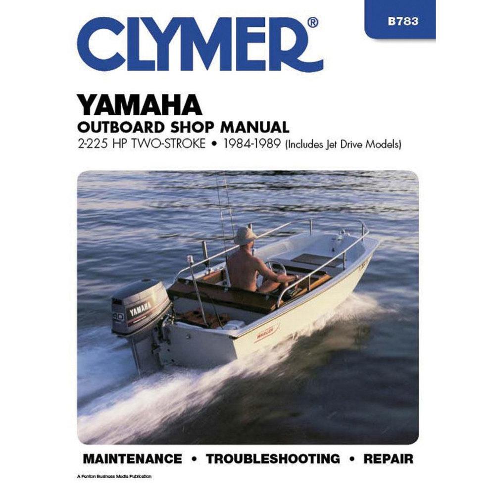 CLYMER SERVICE MANUAL W806 YAMAHA RA700 RA700A RA700B