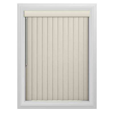 Crown 3.5 in. PVC Louver Set (9-Pack)