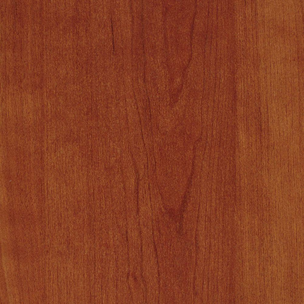 3 in. x 5 in. Laminate Sheet in Biltmore Cherry with