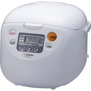 Micom 10-Cup Cool White Rice Cooker and Warmer with Built-In Timer