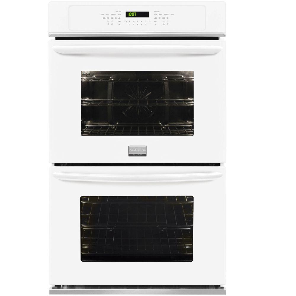 Frigidaire Gallery 27 In Double Electric Wall Oven Self
