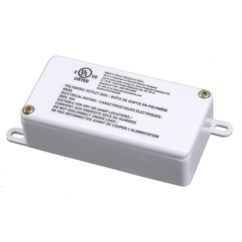 GE Direct Wire Linkable Junction Box
