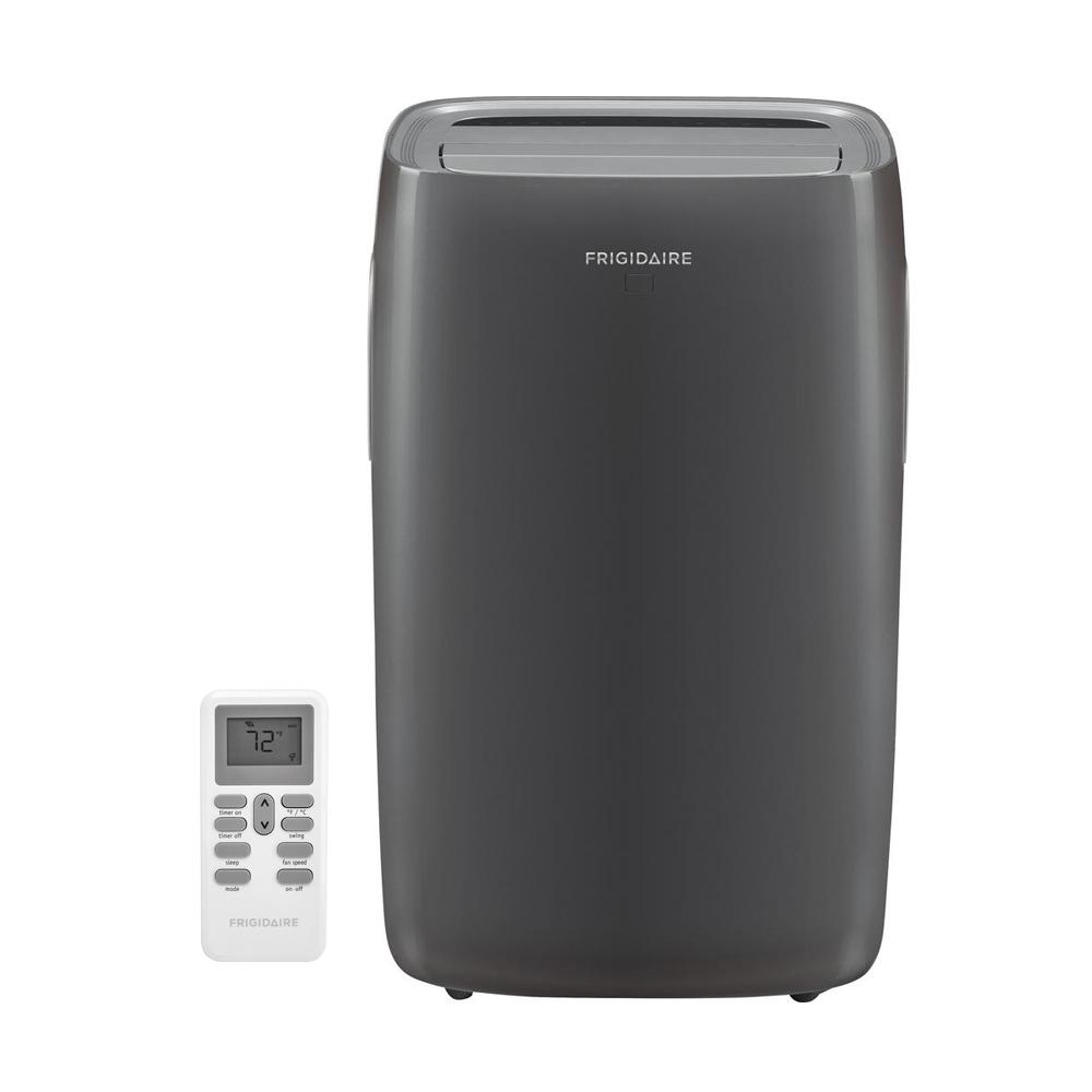 Frigidaire 14000 Btu 3 Speed Portable Air Conditioner With 220 Dryer Outlet Wiring In Addition Thermostat Dehumidifier And Remote For 700 Sq