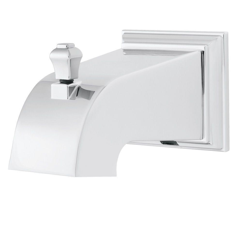 Speakman Rainier Diverter Tub Spout in Polished Chrome