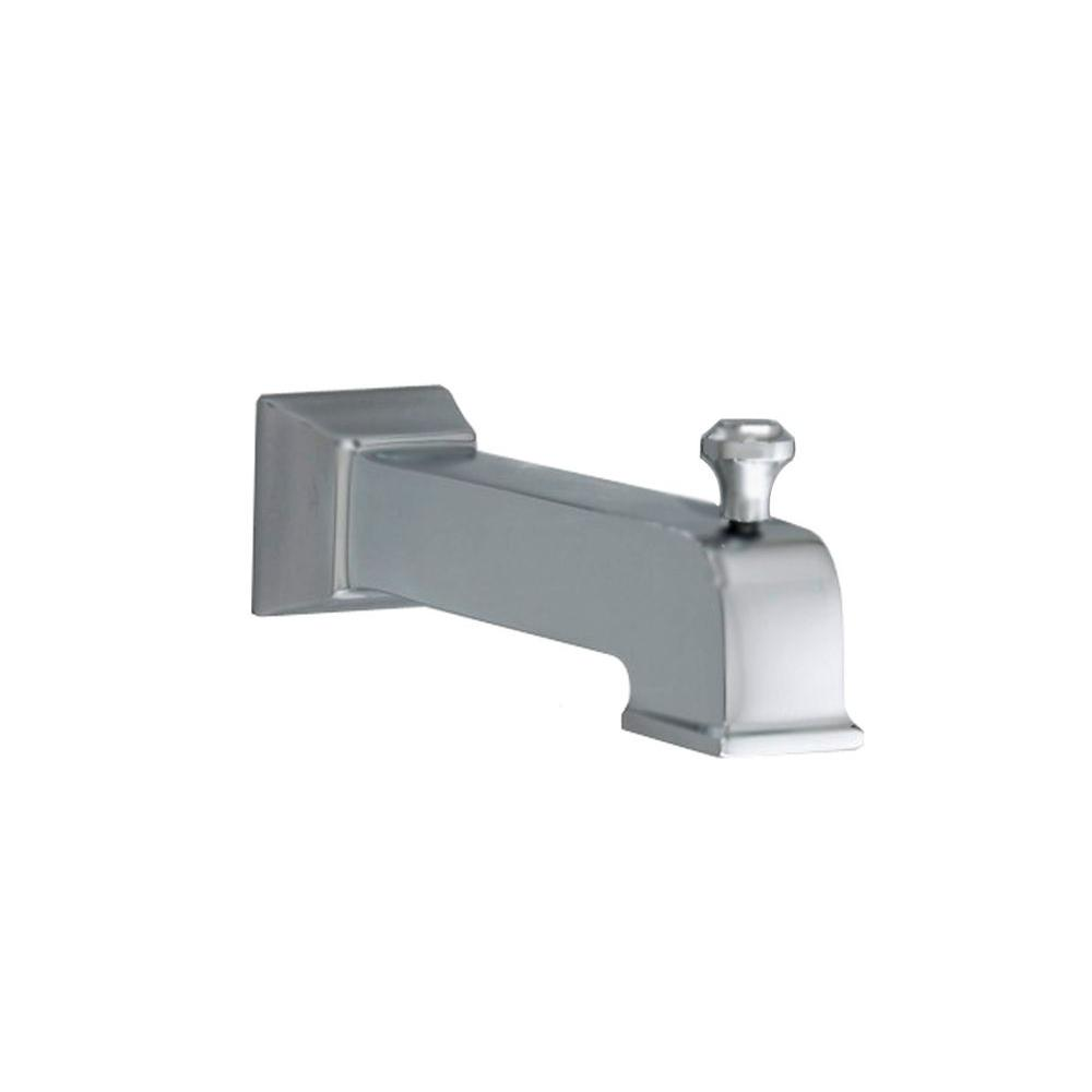 American Standard Town Square Diverter Tub Spout In Brushed Nickel