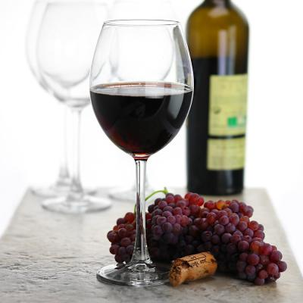 Enoteca 19.3 fl. oz. Bordeaux Wine Glass Set (Set of 4)