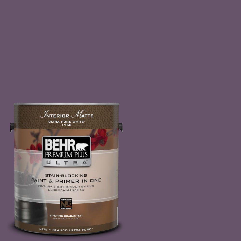 1 gal. #M100-6 Vintner Matte Interior Paint