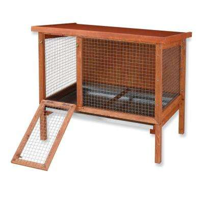 HD Large Rabbit Hutch