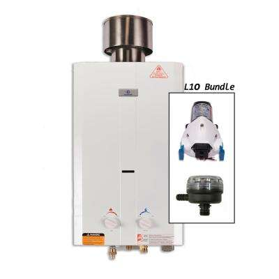 Eccotemp L10 Portable Gas Water Heater ...