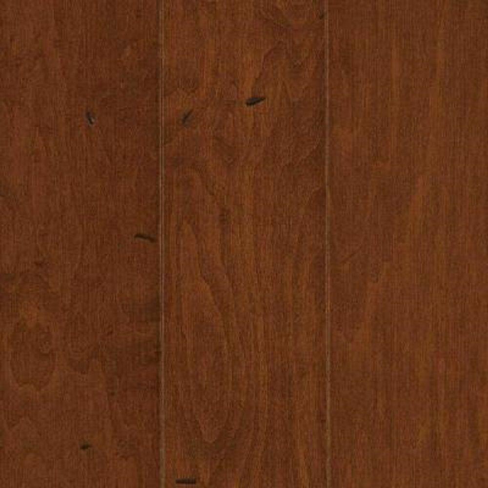 Distressed Maple Hardwood Flooring: Landings View Amber Distressed