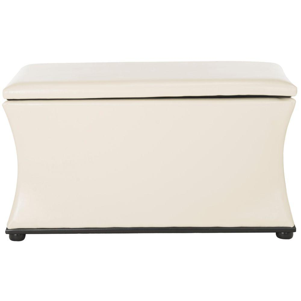 Aroura White Bench