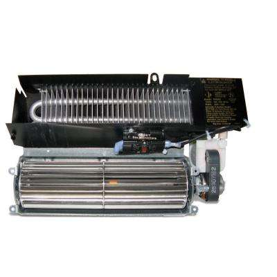 Register 2,000-Watt 240/208-Volt Fan-Forced Wall Heater Assembly Only
