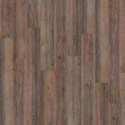New Liberty 12 mil 6 in. x 48 in. Trail Resilient Vinyl Plank Flooring (53.93 sq. ft. / case)