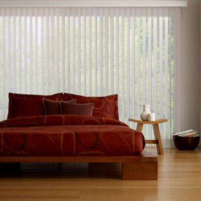 Room Darkening Vertical Sheer Shade