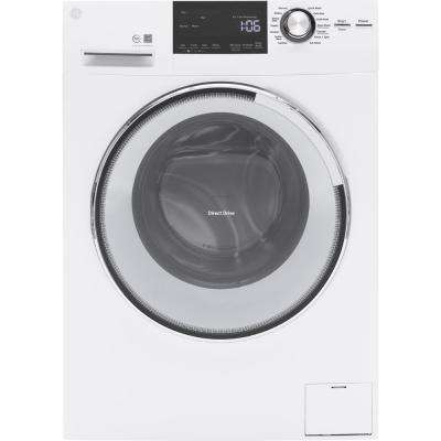 2.4 cu. ft. Front Load Washer with Steam in White, Energy Star