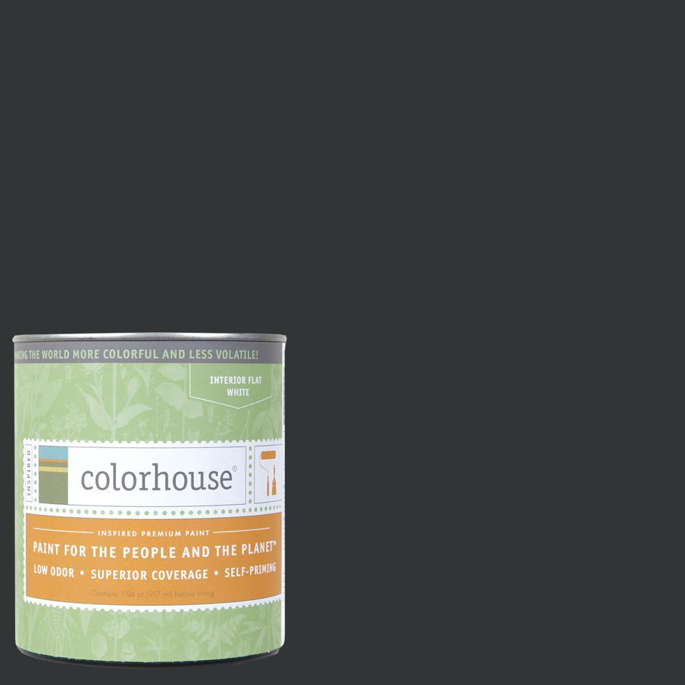 1 qt. Nourish .06 Flat Interior Paint
