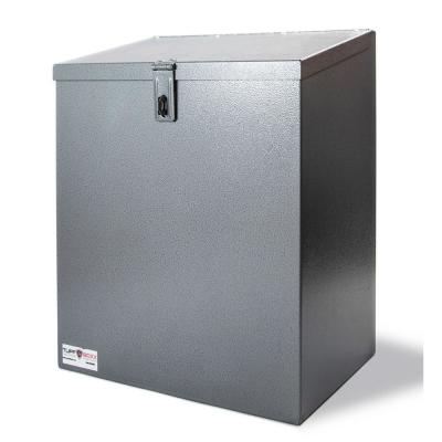 2.8 cu. ft. Steel Locking Parcel Delivery Safe Box