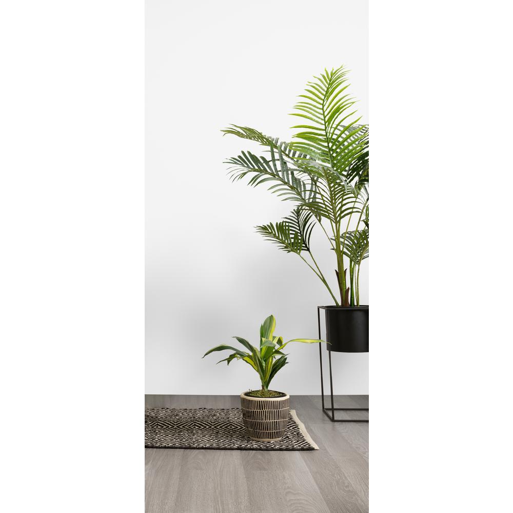 Areca palm artificial 47in