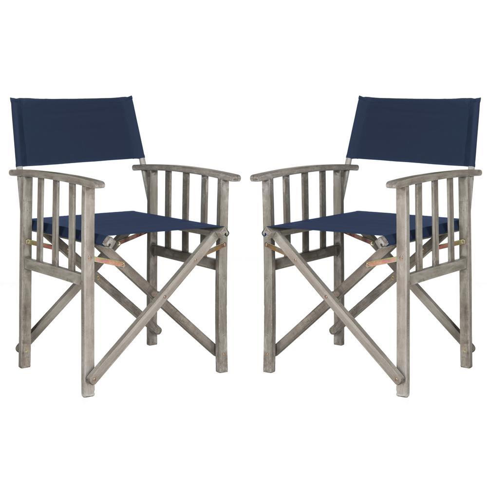 Safavieh Laguna Green Folding Directoru0027s Chair (Set Of ...