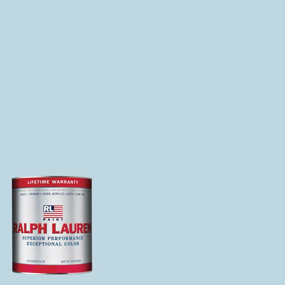 Ralph Lauren 1-qt. Viceroy Blue Flat Interior Paint