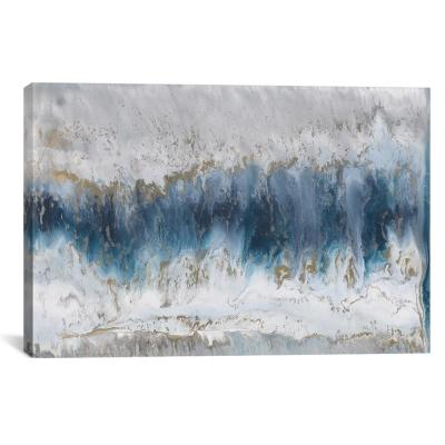 """Moon Stone"" by Blakely Bering Canvas Wall Art"