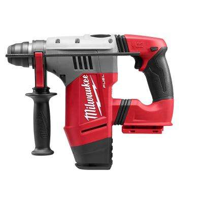 M28 FUEL 28-Volt Cordless Lithium-Ion Brushless 1-1/8 in. SDS-Plus Rotary Hammer (Tool-Only)