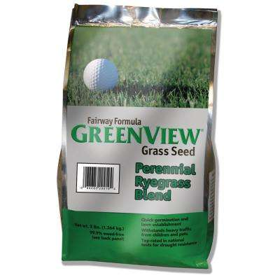 3 lb. Fairway Formula Perennial Ryegrass Blend