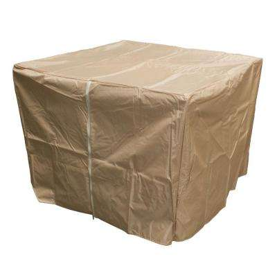 39 in. Waterproof Fire Pit Cover