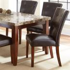 Steve Silver Company Montibello Brown Parsons Chair (Set of 2)