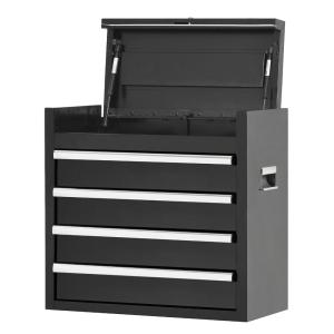 MBI 26 inch 4-Drawer Tool Chest, Black by MBI