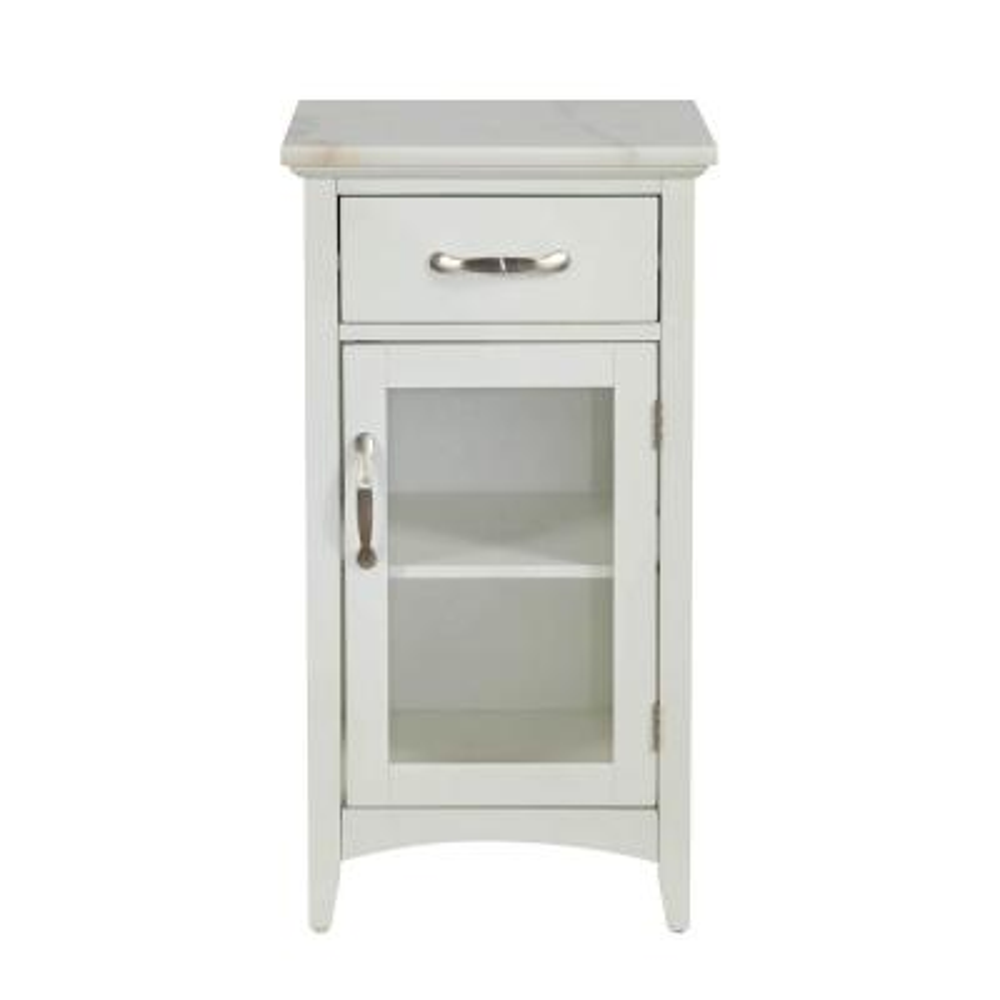 Studer White Cabinet