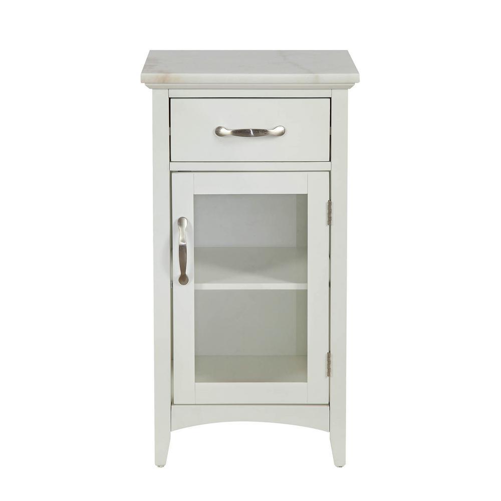 Acme Furniture Studer White Cabinet 97536