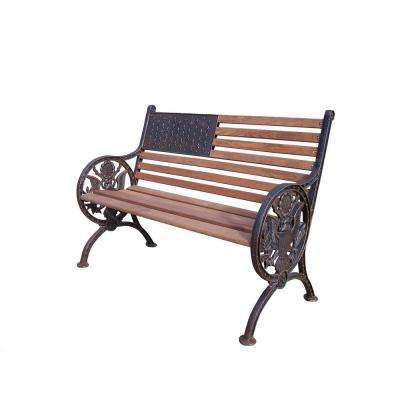 Amazing Proud American Patio Bench