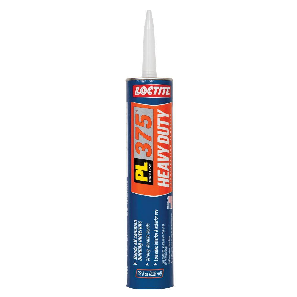 28 fl. oz. PL375 Heavy Duty VOC Construction Adhesive